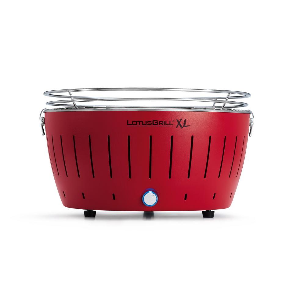 LotusGrill® XL Set 5-tlg. Feuerrot