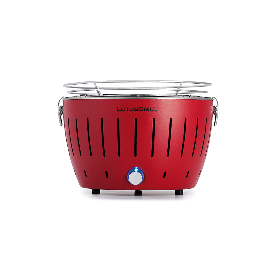 LotusGrill® S Feuerrot