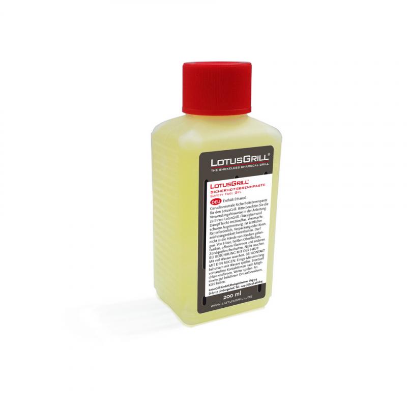 Sicherheitsbrennpaste für den LotusGrill® - 200 ml