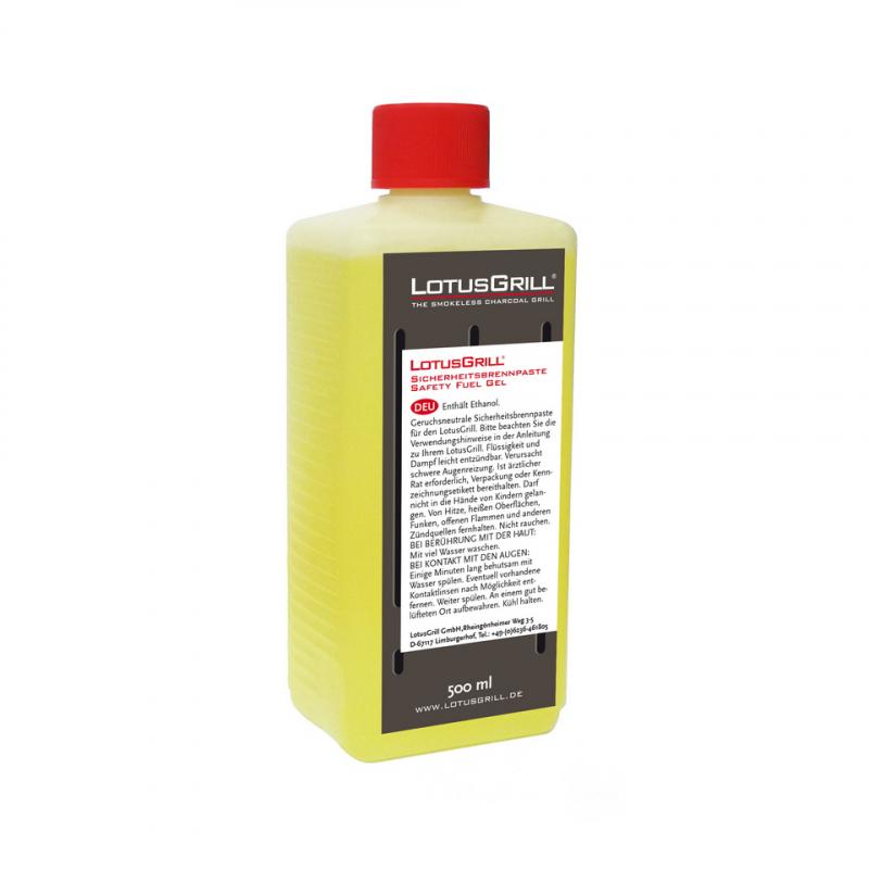 Sicherheitsbrennpaste für den LotusGrill® - 500 ml