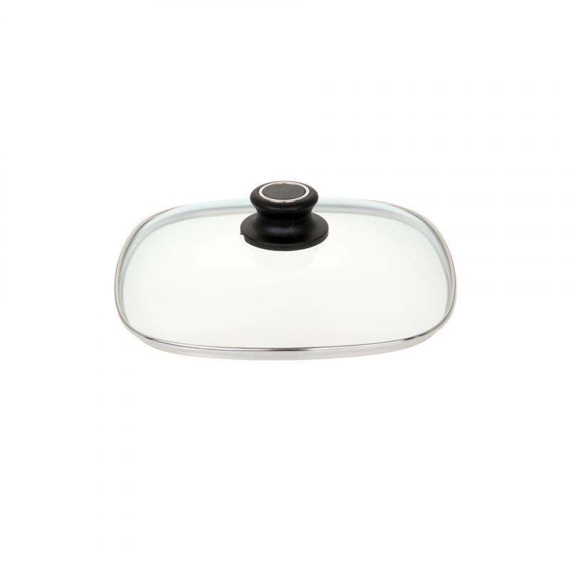 Sicherheits-Glasdeckel -  21 cm