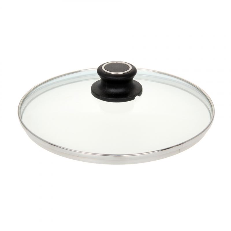 Sicherheits-Glasdeckel - Ø 24 cm