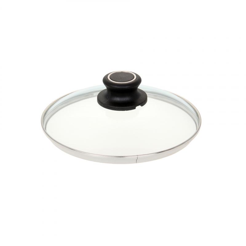 Sicherheits-Glasdeckel - Ø 18 cm