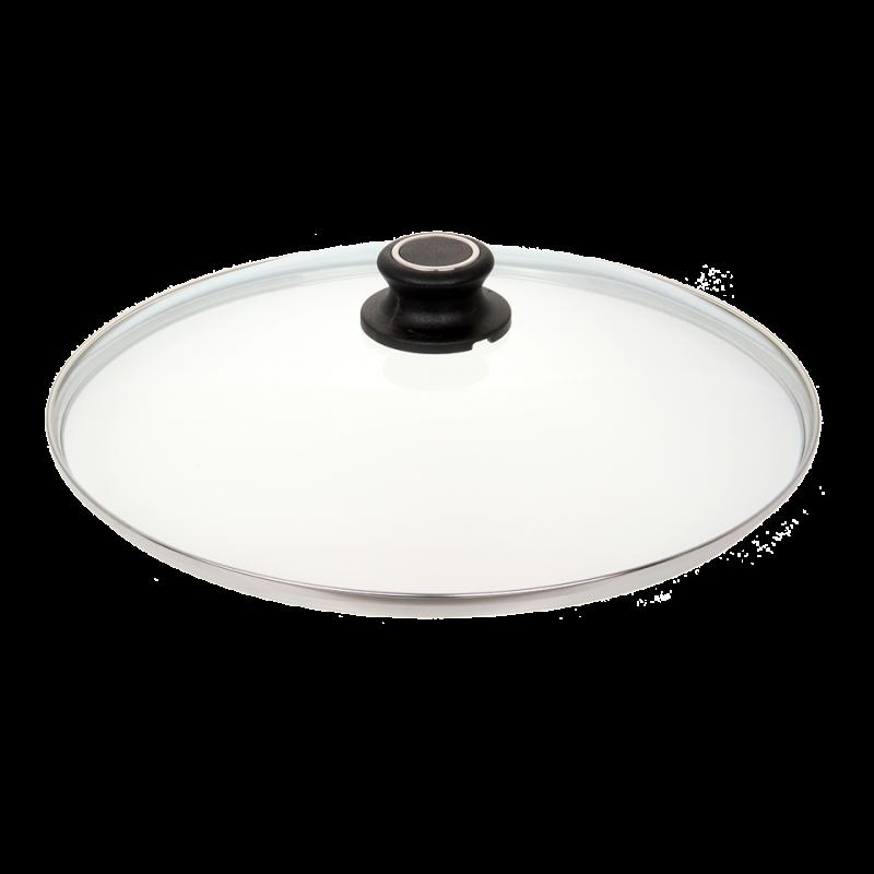 Sicherheits-Glasdeckel - Ø 36 cm
