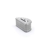 Holzkohlebehälter mit Deckel für LotusGrill® XXL
