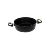 Guss-Bratenkasserolle - Ø 24 cm