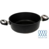 Guss-Bratenkasserolle - Ø 32 cm (für Induktionsherde)
