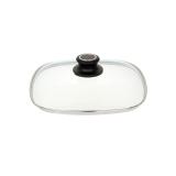 Sicherheits-Glasdeckel -  25 cm